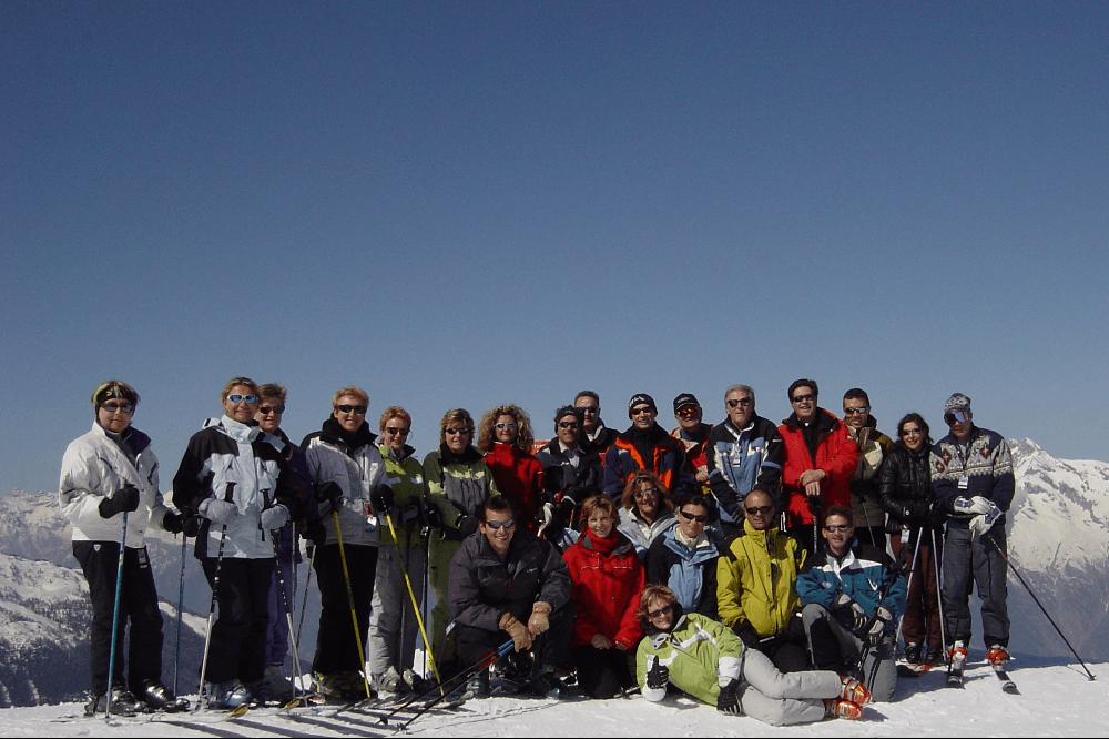 Le SKi Club Annemassien