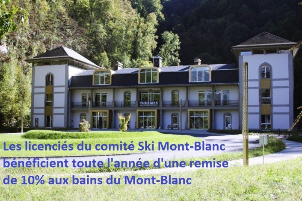 Les bains du Mont-Blanc