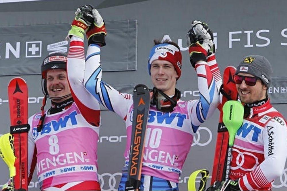 Un beau cadeau de Nöel à la fédération Française de ski
