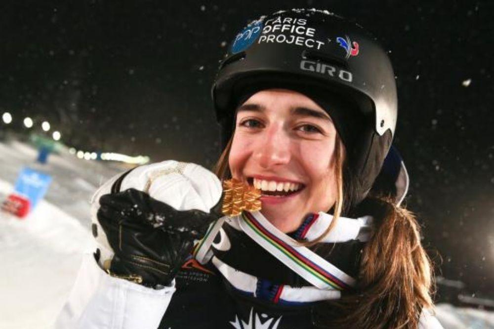 2ème titre mondial pour Perrine Laffont