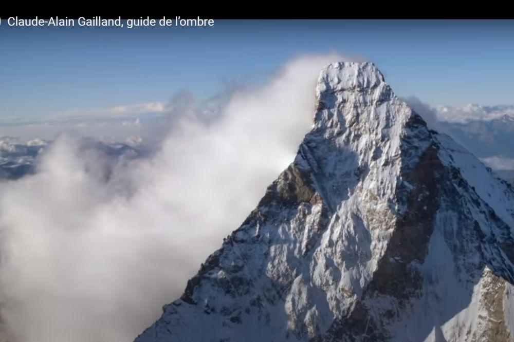 Claude-Alain Gailland, guide de l'ombre