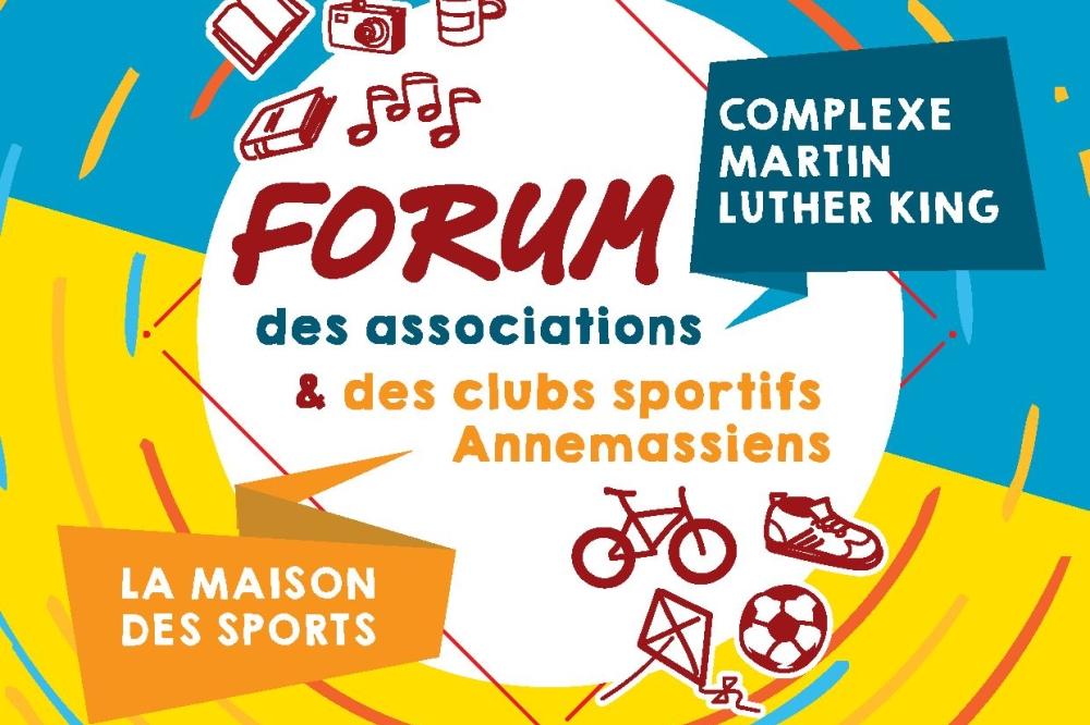 7 septembre 2019 - Forum des Sports de la ville d'Annemasse