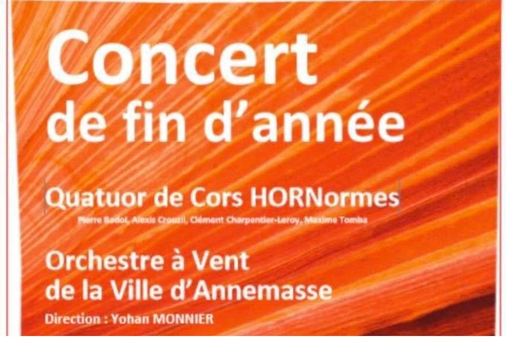 Concert de fin d'année de L'O-V-A