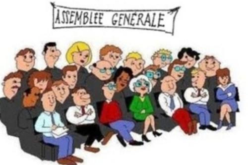 Assemblée Générale du Ski Club Annemassien le 08/11/2019