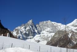 Sortie Val Veny du 23-02-2019