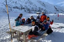 Sortie Les Carroz du 19-01-2020